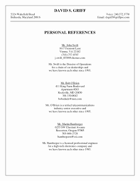 Resume Reference Page Template Elegant How To Add References To You