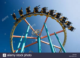 Dream Catcher Ride Bobbejaanland amusement park Dreamcatcher coaster ride excitement 24