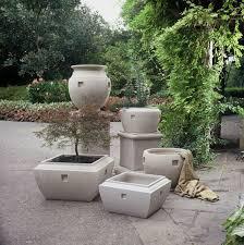 classic pediment planters fine cast