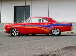 1966 Chevy II Nova   Hotrod Hotline