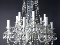 rewire antique chandelier crystal chandelier antique crystal chandeliers stunning rewire how much does it cost to