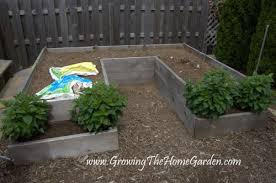 Small Picture Small Raised Bed Vegetable Garden Plans The Garden Inspirations