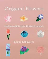 Paper Origami Flower Bouquet Origami Flowers Fold Beautiful Paper Flower Bouquets Souq Uae