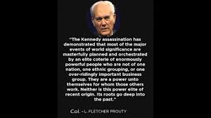 Col Fletcher Prouty (1980s) - The Secret Team - (more relevant today than  ever) - YouTube