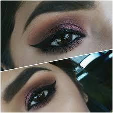 spring makeup makeupgeek makeup geek cosmetics foiled shadow showtime motd free winged liner brown eyes