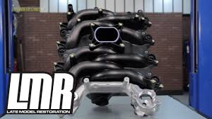 Mustang GT Ford Racing Intake Manifold Install (99-04 4.6L) - YouTube
