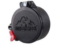 Butler Creek Flip Up Rifle Scope Cover Eyepiece Rear