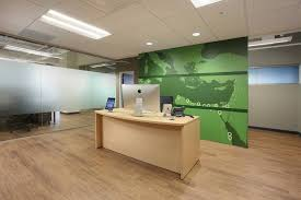 office reception. SNI Office Reception Area - Spatial Networks Tampa, FL (US)