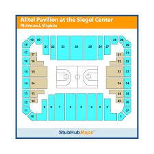 Alltel Pavilion Seating Chart Alltel Pavilion Homework Example