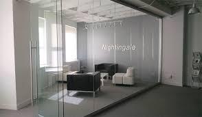 Sliding Frameless Glass Door With Barpull  View Series