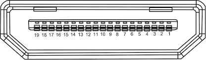 2 i o interface epia p910 user manual 1 06 documentation micro usb to hdmi wiring diagram mini hdmi� port pinout diagram Micro Hdmi Wiring Diagram