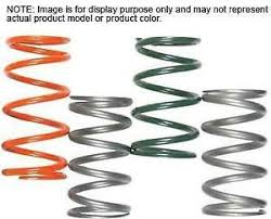 Polaris Primary Clutch Spring Chart Team 210135 003 Polaris Primary Clutch Springs Steel White