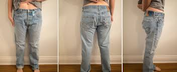 Finding The Right Jeans Vintage Levis Fit Guide This