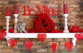 Romantic Decoration For Bedroom Romantic Valentines Day Home Decoration Ideas