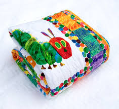 The Very Hungry Caterpillar Quilt… Etsy Version | Baby Quilts ... & The Very Hungry Caterpillar Quilt… Etsy Version Adamdwight.com