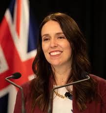 Prime Minister Jacinda Ardern Saddles Up For Big Encounters At