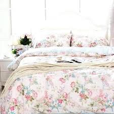 white cotton duvet cover queen cotton duvet cover pink blue fl bedding sets cotton duvet cover