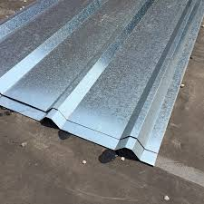 photo 9 of 9 com fixture displays unit of 10 sheets of corrugated metal roof sheets galvanized