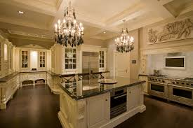 Modern Chic Kitchen Designs Kitchen Design Ideas With Luxury Cabinet And Lighting Kitchen