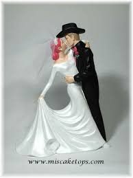 Personalized Customized Brides And Grooms Weddings Cake Toppers By