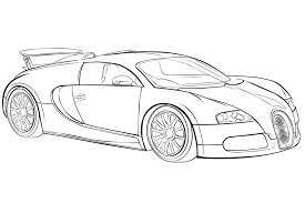 Small Picture Car coloring pages bugatti veyron ColoringStar