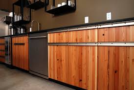 Kirea Windfall Made From Reclaimed Wood Is Ideal For Cabinetry In