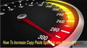 How To Increase Copy Paste Speed In Any Windows Youtube