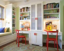 built in study furniture. midsized elegant genderneutral medium tone wood floor kidsu0027 room photo in built study furniture l