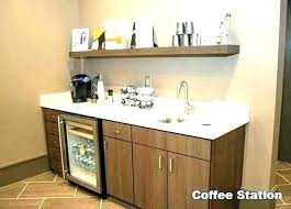 Coffee Stations For Office Coffee Station Table Bedojo Co