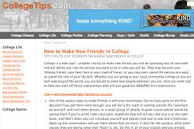 Quizzes teen advice college forums