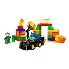 Купить <b>конструктор LEGO Duplo Super</b> Heroes Испытание ...