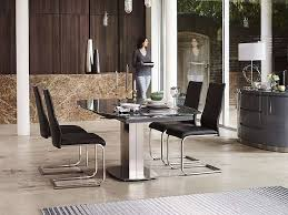 furniture village dining chairs. flow pair of grey faux leather chairs furniture village dining
