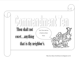 Small Picture 10 Commandments Coloring Pages Numbers NIne Ten Sunday