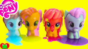 my little pony bathtub finger paints bath time fun you