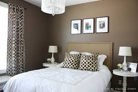 Taupe Color Bedroom Mocha And White Bedroom