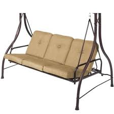 loveseat swing cushion replacements outdoor cushions