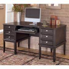 carlyle computer desk nebraska furniture mart