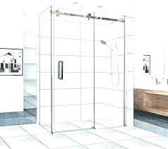 sliding glass door replacement cost bathroom shower doors for front repair houston