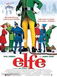 elf movie poster. Unique Movie Elf  French Movie Poster On
