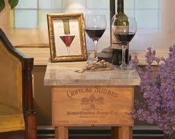 wine crate furniture. wine crate table furniture