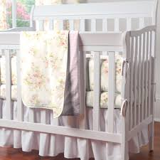 49 00 shabby chenille mini crib bedding