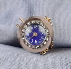 antique gold and diamond ball watch pendant patek philippe