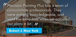 commercial exterior painting review new york