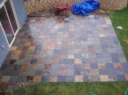 slate patio pavers