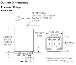tyco relay wiring diagram tyco image wiring diagram kuep 11d35 24 product details tyco electronics on tyco relay wiring diagram