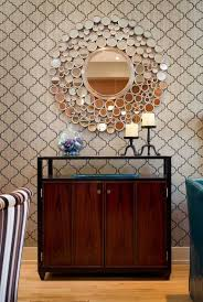 Mirror For Dining Room Wall 10 Perfect Ways To Combine Sideboards With Wall Mirrors