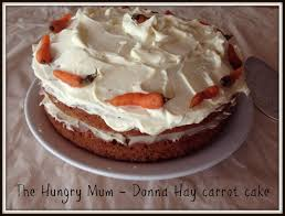Donna Hay Carrot Cake With Cream Cheese Frosting The Hungry Mum