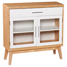 Storage Cabinet With Locking Doors Storage Contemporary White And Wood Media Storage Cabinet With