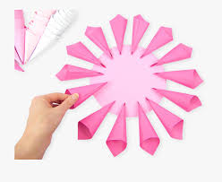 Dahlia Flower Making With Paper Diy Giant Dahlia Paper Flowers How To Make Large Paper