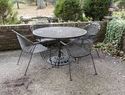 heavy metal patio furniture patio high quality wrought iron patio furniture rust replacement